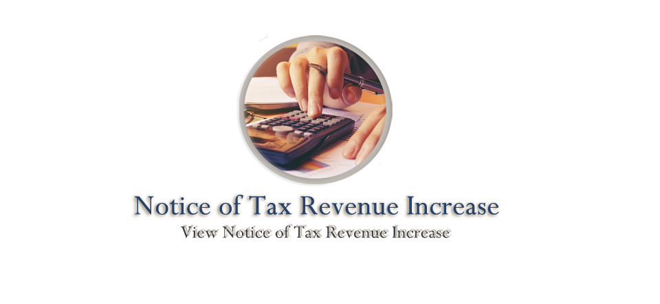 Tax Revenue Increase